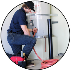 Water Heaters Only Repair and Replacement Installer