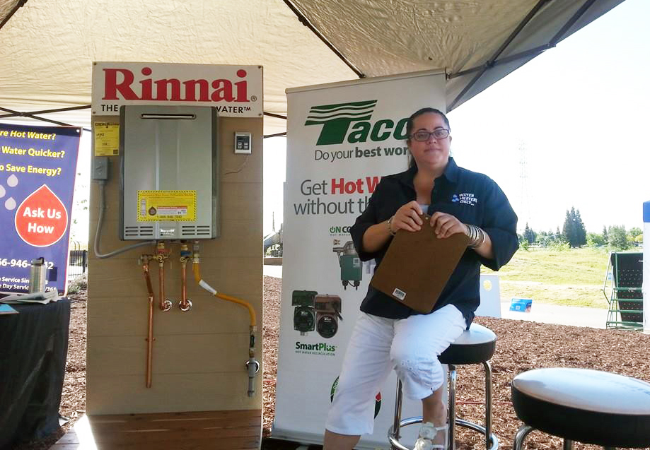 Roseville Earth Day Celebration Water Heaters Only Inc