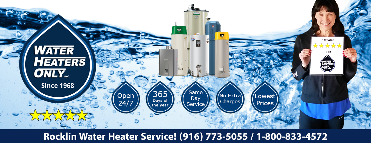 Rocklin-Water-Heaters-Only-Repair-Installation