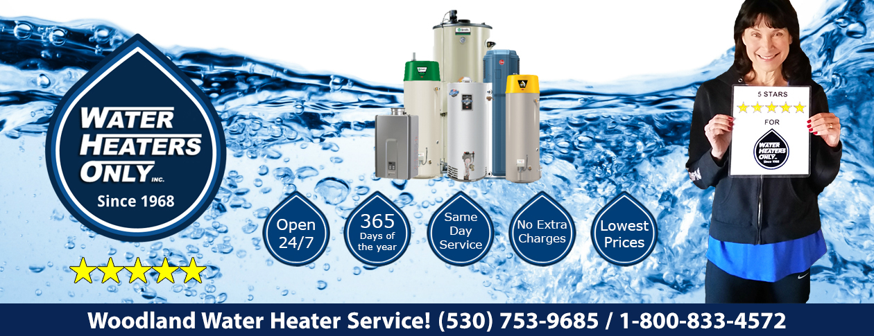 WOODLAND-Water-Heaters-Only-Repair-Installation