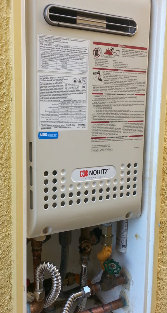 tankless water heaters pros and cons
